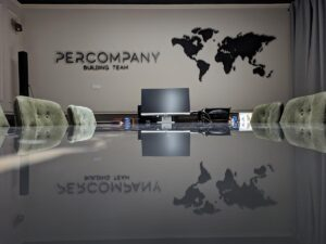 percompany building team