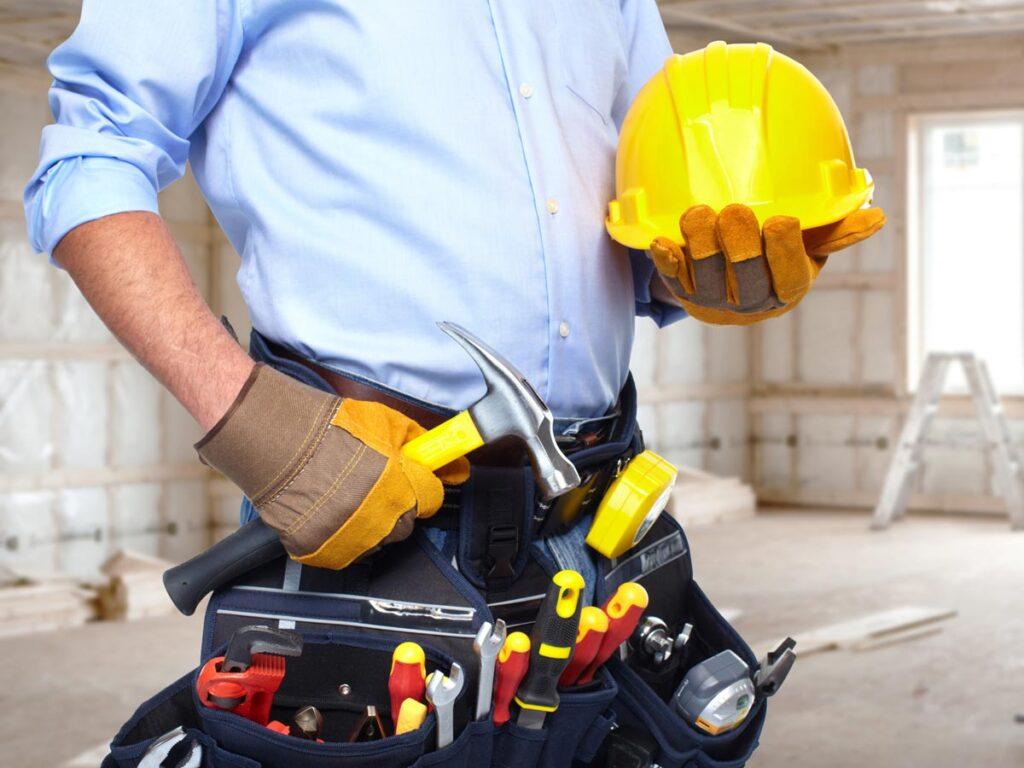 Angazovanje profesionalca za renoviranje