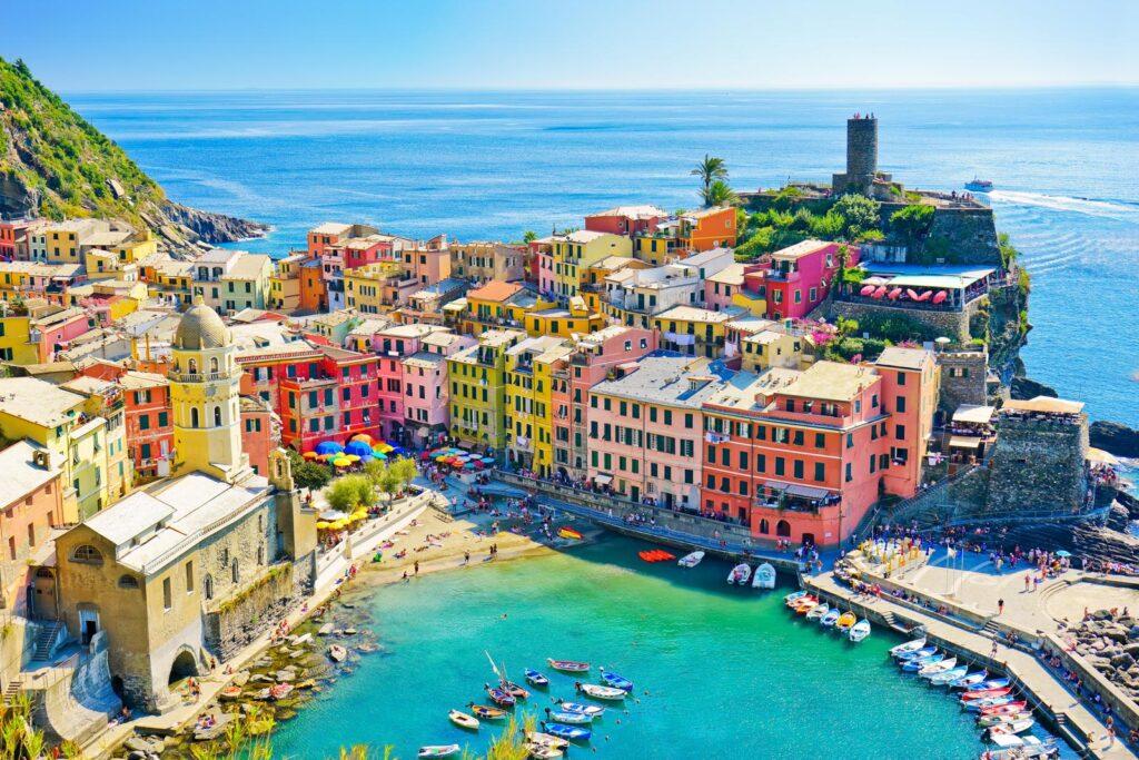 Cinque Terre italijansko seoce