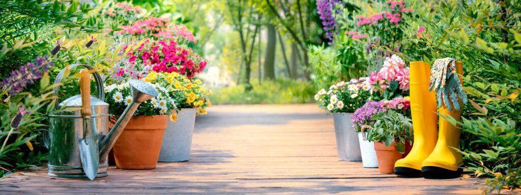 Kako srediti baštu u proleće